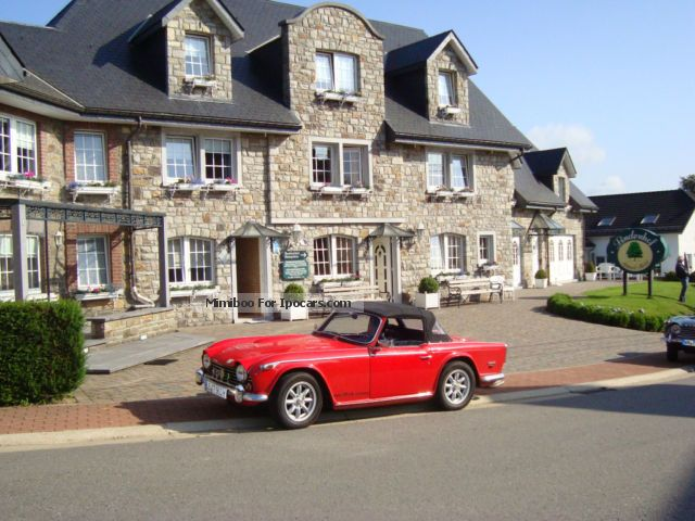 Triumph  TR5 1968 Vintage, Classic and Old Cars photo