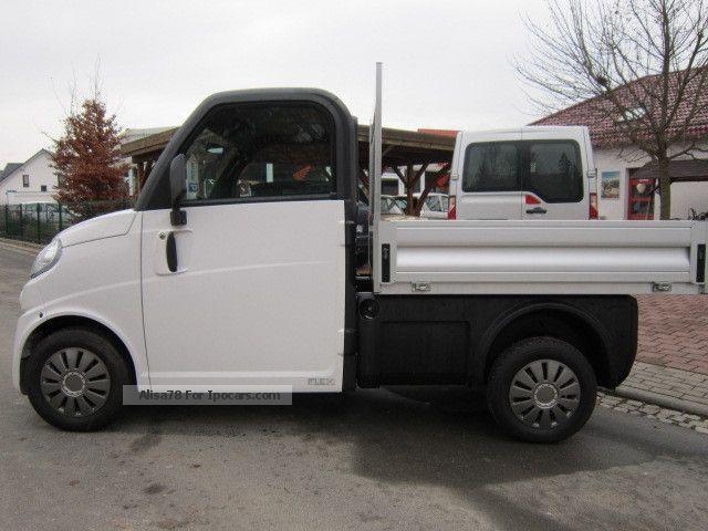 2012 Ligier  Flex L 3 truck Small Car New vehicle photo