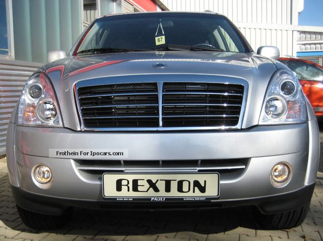 2012 ssangyong rexton 270 xdi 4wd quartz at day admission. Black Bedroom Furniture Sets. Home Design Ideas