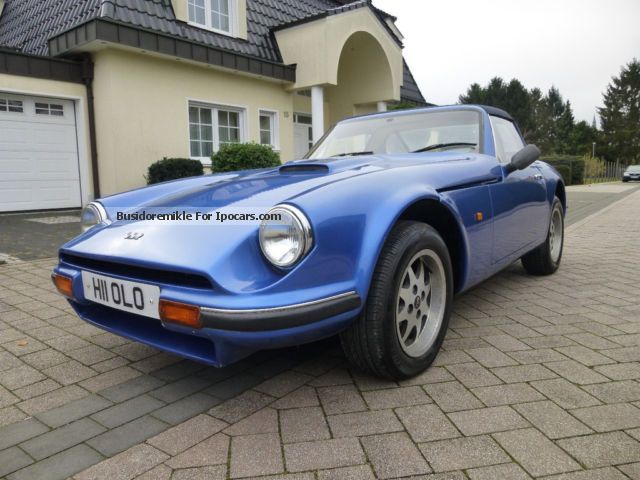 1991 TVR  290 S 3 Cabriolet / Roadster Used vehicle photo