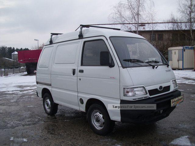 1999 Piaggio  Truck Zull HU / AU 04.2013 Van / Minibus Used vehicle photo