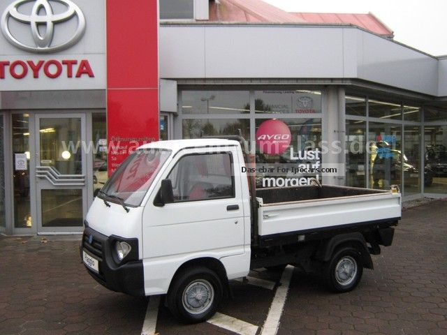 2005 Piaggio  Quargo tipper Other Used vehicle photo