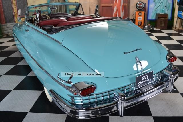 Cadillac  Packard Super Deluxe Convertible 1950 Vintage, Classic and Old Cars photo