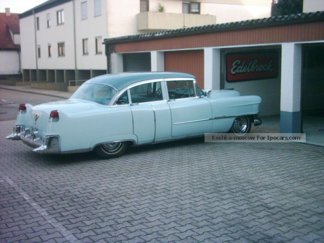 Cadillac  Deville 1954 Vintage, Classic and Old Cars photo