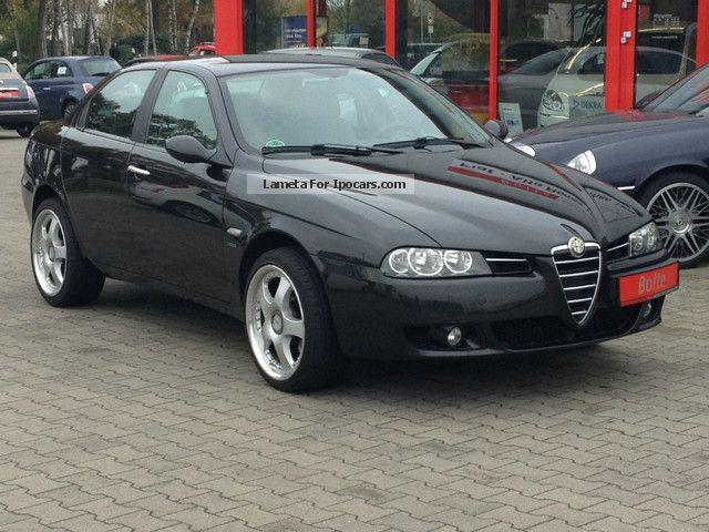 2012 Alfa Romeo  Alfa 156 2.0 JTS 16V Progression Saloon Used vehicle photo