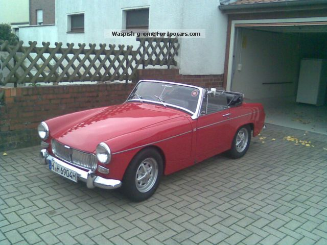 MG  Other 1969 Vintage, Classic and Old Cars photo