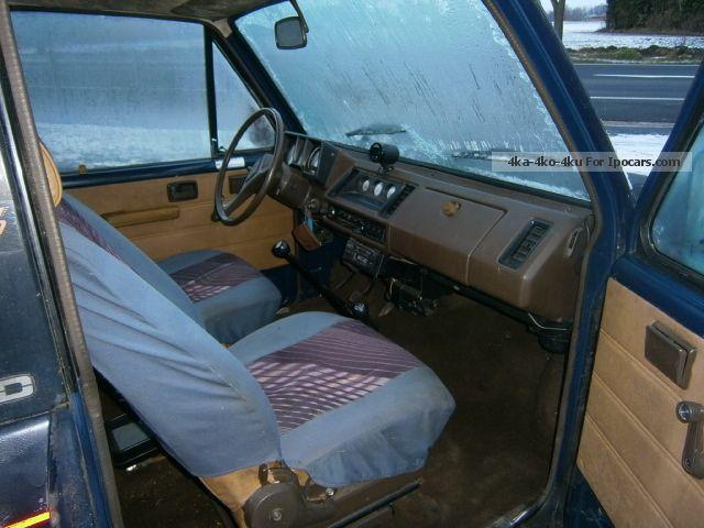 1984 Isuzu Trooper 2 0 Car Photo And Specs
