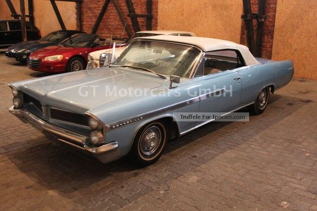 1963 Pontiac  GTO 1963 Bonneville convertible VERY RARE Cabriolet / Roadster Used vehicle photo