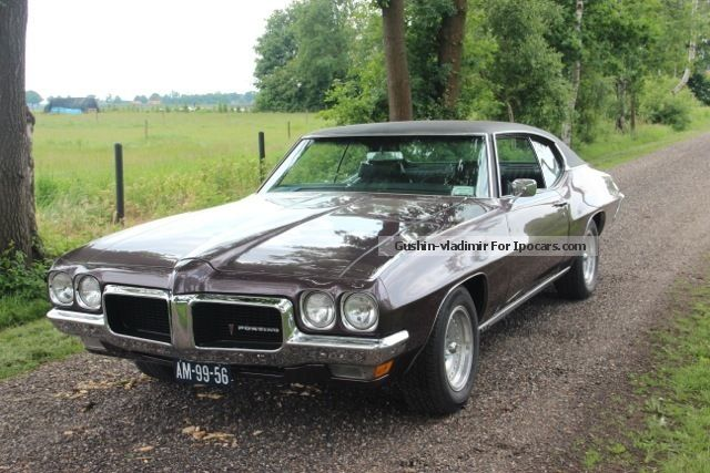 Pontiac  Lemans sport V8, 350cui 1970 Vintage, Classic and Old Cars photo