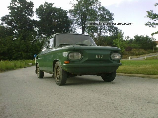 NSU  PRINTZ 1000L 1966 Vintage, Classic and Old Cars photo