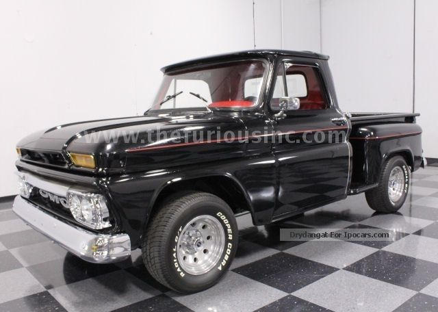 GMC  C10 Pickup \ 1965 Vintage, Classic and Old Cars photo