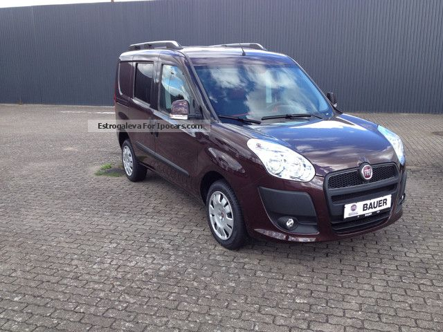 2012 Fiat  Doblo Cargo SX 263.541.0 Start & Stop Estate Car Used vehicle photo