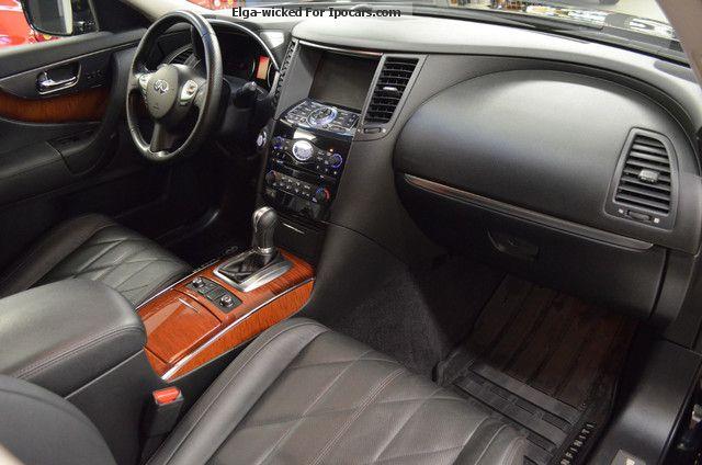 2011 Infiniti Fx35 Awd Automatic Seats Vent 7x Camera