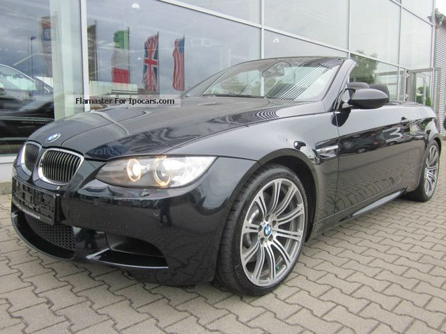 2008 BMW  M3 Convertible 6-speed ~ ~ D.Fzg. 19inch ~ ~ TOP! Cabriolet / Roadster Used vehicle photo