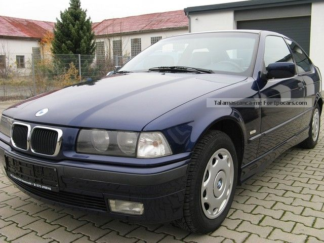 1999 BMW  316i compact sport, ATM, leather, M package, WR new! Saloon Used vehicle photo