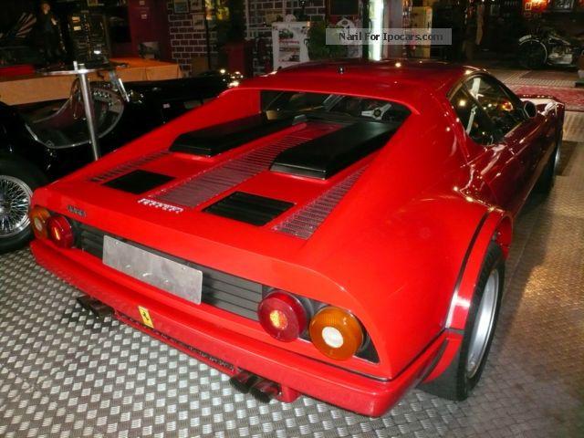 1981 Ferrari  512 Sports Car/Coupe Used vehicle photo