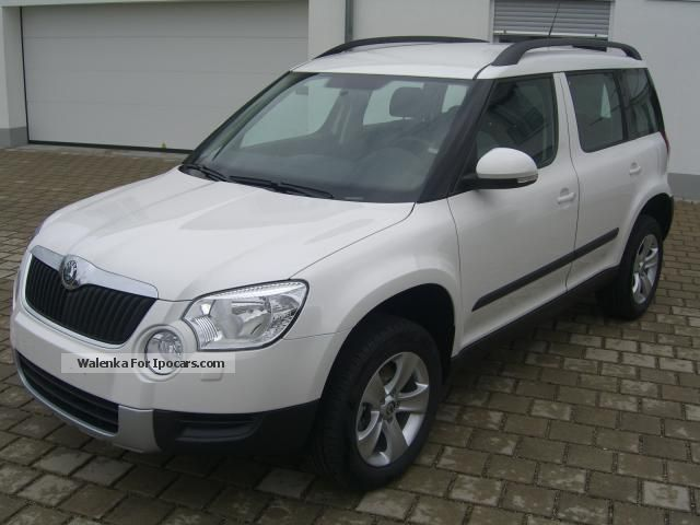 2012 skoda yeti ambition greenline i navi bargain car photo and specs. Black Bedroom Furniture Sets. Home Design Ideas