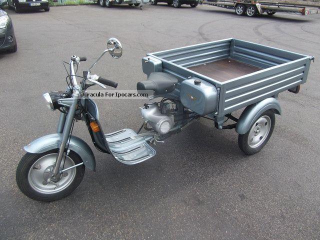 1947 Aixam  Malanka, 3 wheel Small Car Used vehicle photo