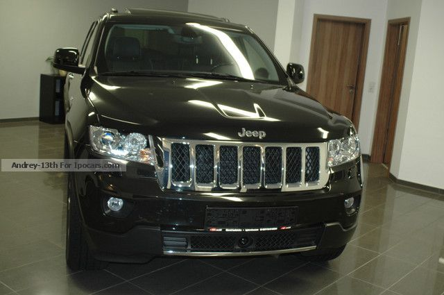 2012 Jeep  3.0I Grand Cherokee CRD Limited Off-road Vehicle/Pickup Truck Used vehicle photo