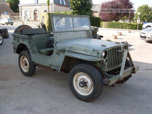 1942 Jeep  FORD GPW GPW 1942 Off-road Vehicle/Pickup Truck Used vehicle photo