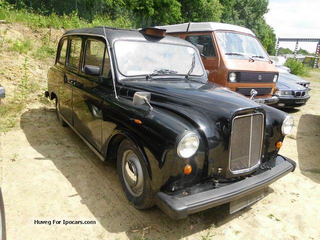 1979 austin london taxi diesel dt brief oldtimer car. Black Bedroom Furniture Sets. Home Design Ideas