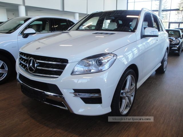 2012 mercedes benz ml 350 bluetec edition 1 amg sport for Mercedes benz gas chambers