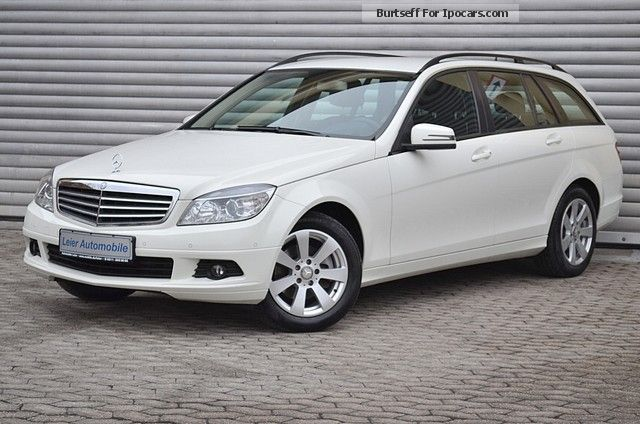 2009 mercedes benz c 200 t cdi off 1 hand parktronic sitzheizung car photo and specs. Black Bedroom Furniture Sets. Home Design Ideas