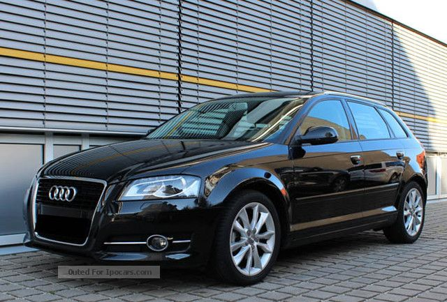 2012 audi a3 2 0 tdi sportback navi xenon 17 car photo and specs. Black Bedroom Furniture Sets. Home Design Ideas