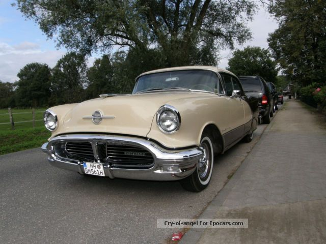 Oldsmobile  Other 1956 Vintage, Classic and Old Cars photo