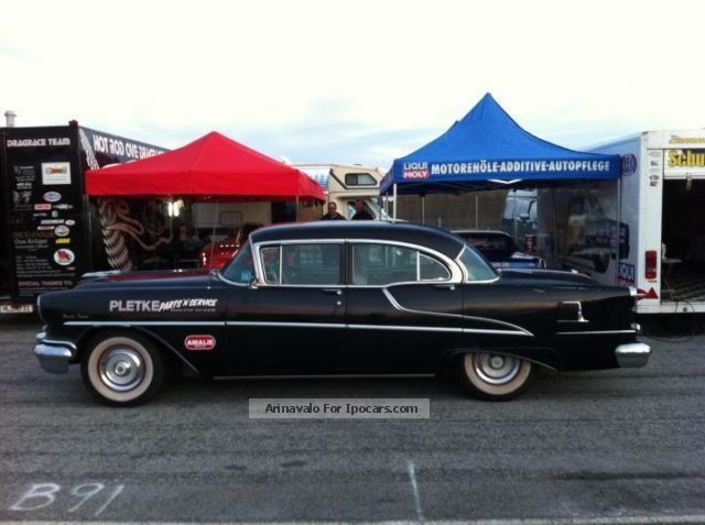 Oldsmobile  ninety eight 1955 Vintage, Classic and Old Cars photo