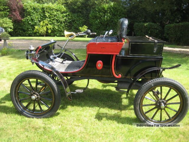 Oldsmobile  Other 1903 Vintage, Classic and Old Cars photo