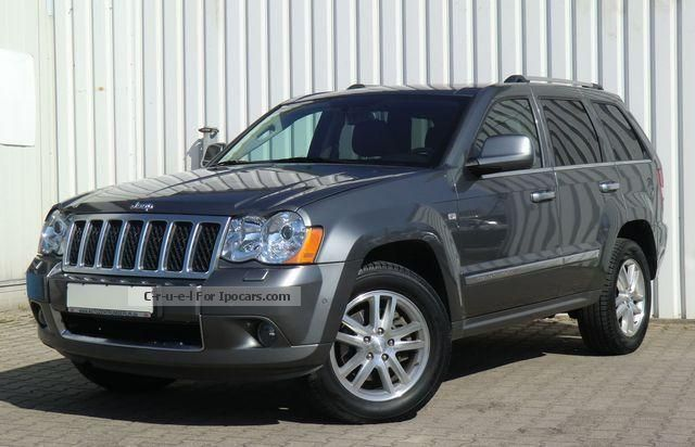 2009 jeep grand cherokee 3 0 crd overland dpf car photo. Black Bedroom Furniture Sets. Home Design Ideas