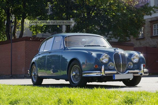 Jaguar  MK II Year 1962 3.8 L, 5 speed, power 1962 Vintage, Classic and Old Cars photo