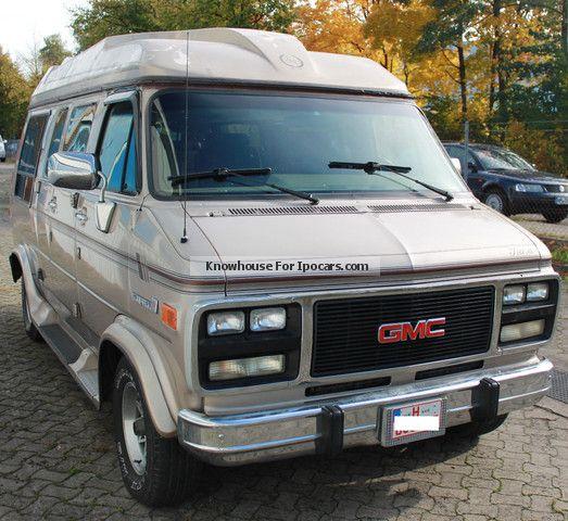 1994 GMC Vandura Chevi G 20 Van