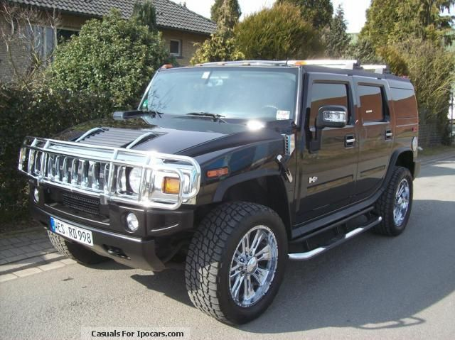 2012 Hummer  H2 Autogas lpg Off-road Vehicle/Pickup Truck Used vehicle photo
