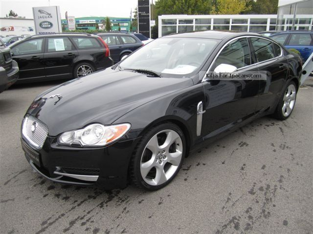 2008 jaguar xf 4 2 super v8 chauffeur maintained. Black Bedroom Furniture Sets. Home Design Ideas