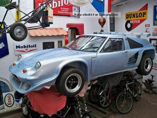 1968 Lotus  Europe S2 Sports Car/Coupe Classic Vehicle photo