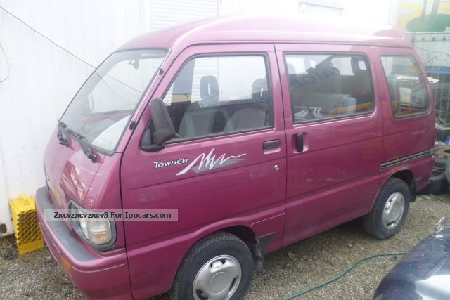 2002 Asia Motors  Other Van / Minibus Used vehicle photo
