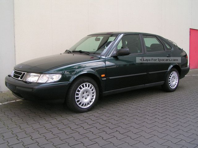1998 Saab  SH 900i Klimatronic CDW winter package Saloon Used vehicle photo
