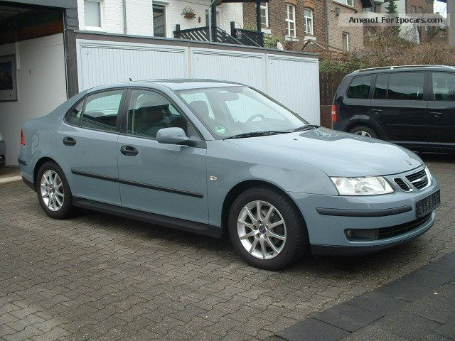 2003 Saab  9-3 2.0 t first automatic leather Hand Saloon Used vehicle photo