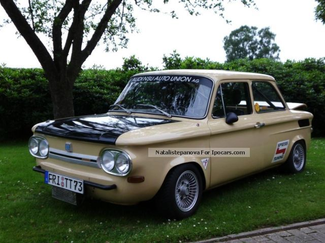 NSU  TT based on 1000 C 1971 Vintage, Classic and Old Cars photo