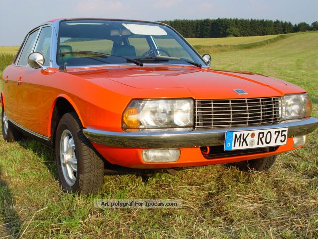 NSU  Other 1975 Vintage, Classic and Old Cars photo