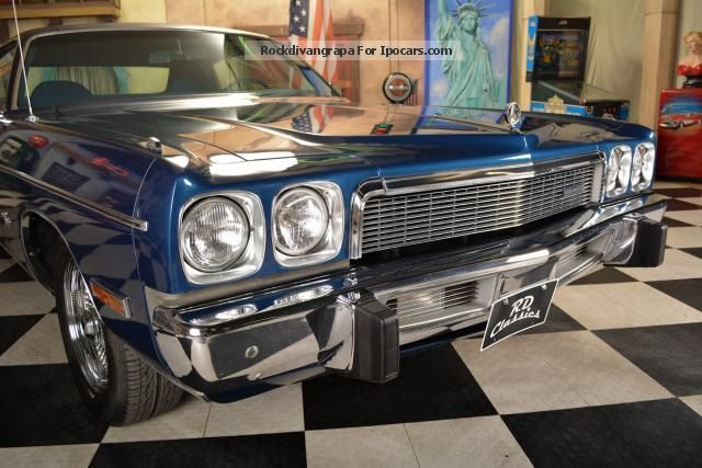 2012 Plymouth  Fury III Grand Coupe Incl TUEV and H-approval Sports Car/Coupe Classic Vehicle photo