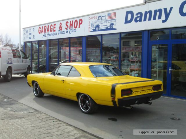 1970 Plymouth  Satellite Roadrunner Sports Car/Coupe Used vehicle photo