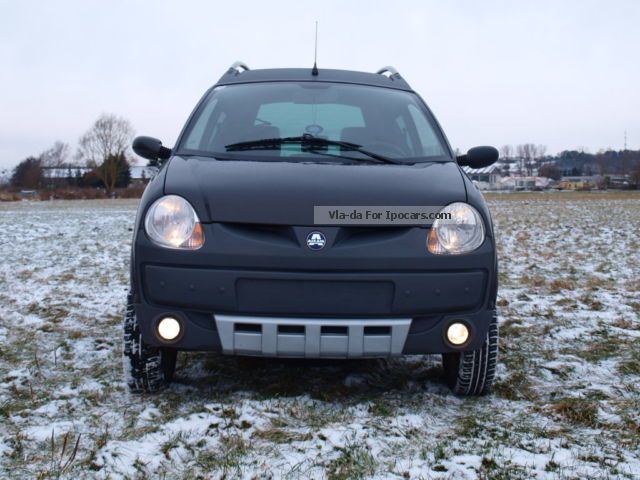 2007 Aixam  Crossline moped car Small Car Used vehicle photo