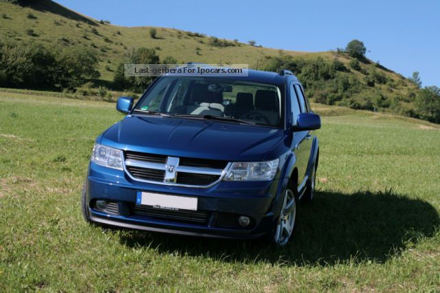 2012 Dodge  Journey R / T Off-road Vehicle/Pickup Truck Used vehicle photo