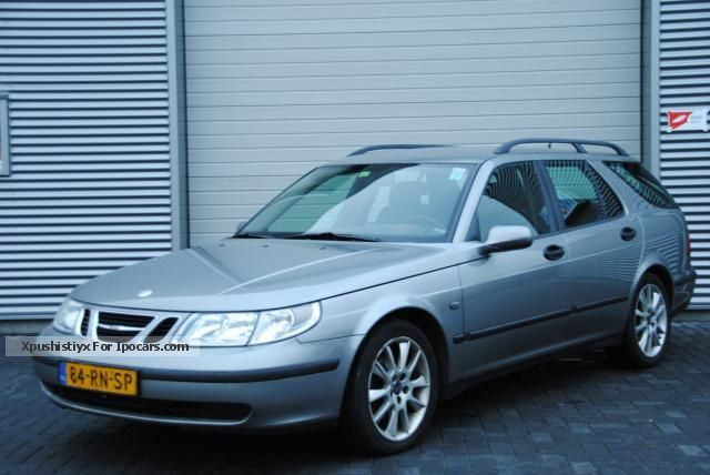 2012 Saab  9-5 2.2 TiD Linear Business Pack Estate Car Used vehicle photo