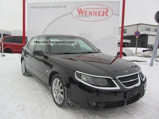 2008 Saab  9-5 2.0t - VECTOR - BioPower - leather / NAVI *** Saloon Used vehicle photo