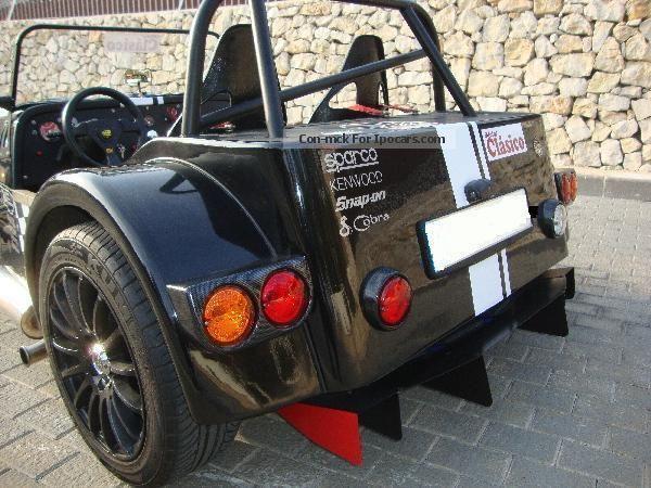 lotus super  tiger racing carbon lhd car photo  specs