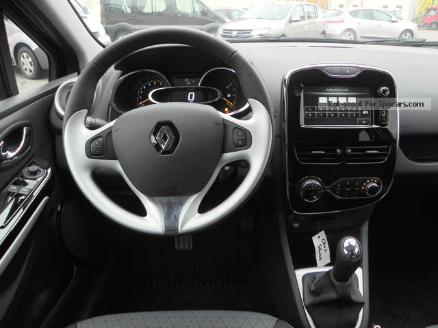 2012 renault clio 4 dynamique energy tce90 tageszulassung car photo and specs. Black Bedroom Furniture Sets. Home Design Ideas